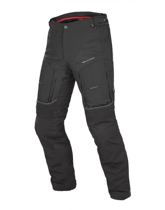 D-EXPLORER S/T GORE-TEX PANTS - BLACK/BLACK/DARK-GULL-GRAY