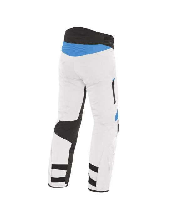 DOLOMITI GORE-TEX PANTS - LIGHT-GRAY/BLACK/ELECTRON-BLUE