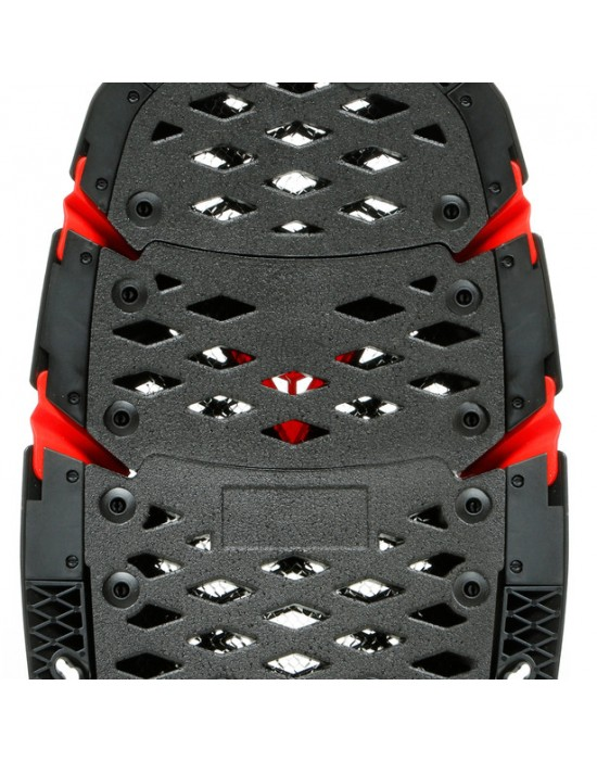 PRO-SPEED BACK S - BLACK/RED