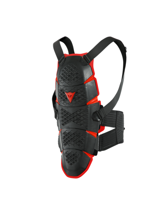 PRO-SPEED BACK M - BLACK/RED