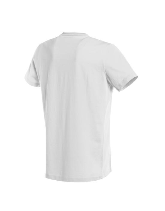 LEAN-ANGLE T-SHIRT - WHITE