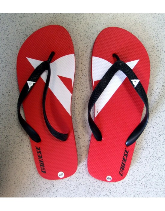 DAINESE FLIP FLOPS - RED
