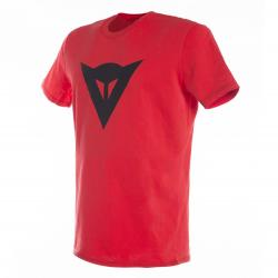 SPEED DEMON T-SHIRT - RED/BLACK