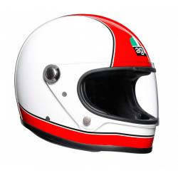 X3000 AGV E2205 MULTI - SUPER AGV RED/WHITE