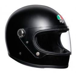 X3000 AGV E2205 SOLID - MATT BLACK