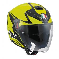 AGV K-5 JET AGV E2205 MULTI - THREESIXTY YELLOW...