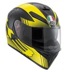 Kask Motocyklowy AGV K3 SV - GLIMPSE BLACK...