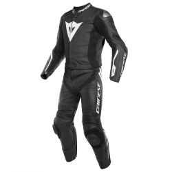 AVRO D-AIR 2PCS SUIT - BLACK/BLACK/WHITE
