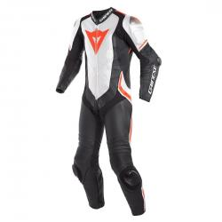 LAGUNA SECA 4 1PC S/T PERF. LEATHER SUIT -...