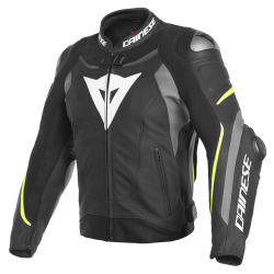 SUPER SPEED 3 LEATHER JACKET -...