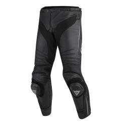 MISANO LEATHER PANTS - BLACK/BLACK/ANTHRACITE