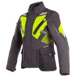 GRAN TURISMO GORE-TEX JACKET - BLACK/FLUO-YELLOW