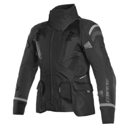 ANTARTICA GORE-TEX JACKET - BLACK/EBONY
