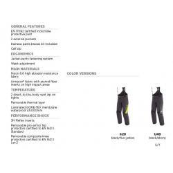 GRAN TURISMO GORE-TEX PANTS...