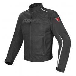HYDRA FLUX D-DRY JACKET - BLACK/BLACK/WHITE