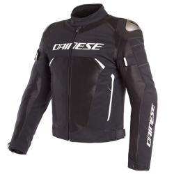 DINAMICA AIR D-DRY JACKET - BLACK/BLACK/WHITE