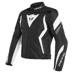 EDGE TEX JACKET - BLACK-MATT/WHITE/EBONY