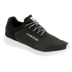 AFTERACE SHOES - BLACK/SILVER/WHITE