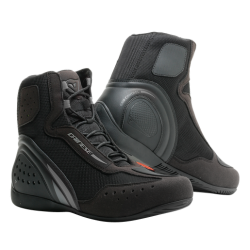 MOTORSHOE D1 AIR - BLACK/BLACK/ANTHRACITE