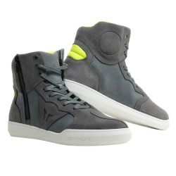 METROPOLIS SHOES - ANTHRACITE/FLUO-YELLOW