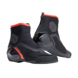 DINAMICA D-WP SHOES - BLACK/FLUO-RED