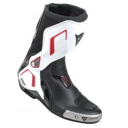 TORQUE D1 OUT BOOTS - BLACK/WHITE/LAVA-RED