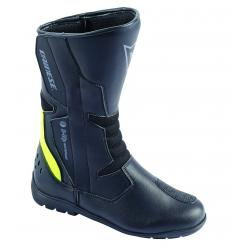 TEMPEST D-WP BOOTS - BLACK/FLUO-YELLOW