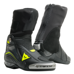 AXIAL D1 BOOTS - BLACK/YELLOW-FLUO
