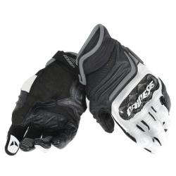 CARBON D1 SHORT GLOVES - BLACK/WHITE/ANTHRACITE