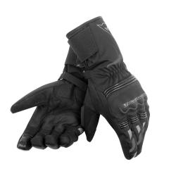 TEMPEST UNISEX D-DRY LONG GLOVES - BLACK/BLACK
