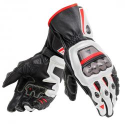 FULL METAL 6 GLOVES - BLACK/WHITE/LAVA-RED
