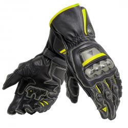 FULL METAL 6 GLOVES - BLACK/BLACK/FLUO-YELLOW