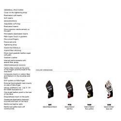 FULL METAL 6 GLOVES -...