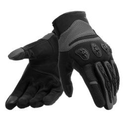 AEROX UNISEX GLOVES - BLACK/ANTHRACITE