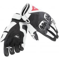MIG C2 UNISEX GLOVES - BLACK/WHITE/BLACK