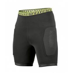 UNDERWEAR PRO-SHAPE SHORT - BLACK