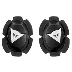 PISTA RAIN KNEE SLIDER - BLACK/WHITE
