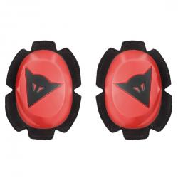 PISTA RAIN KNEE SLIDER - FLUO-RED/BLACK