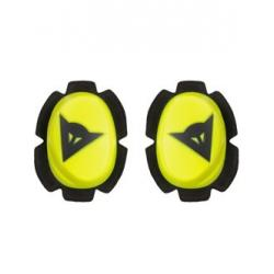 PISTA KNEE SLIDER - FLUO-YELLOW/BLACK
