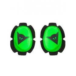 PISTA KNEE SLIDER - FLUO-GREEN/BLACK