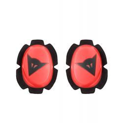Slidery Dainese PISTA KNEE SLIDER - FLUO-RED/BLACK