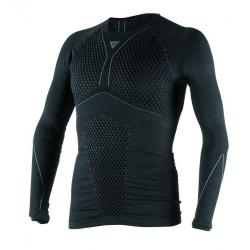 D-CORE THERMO TEE LS - BLACK/ANTHRACITE
