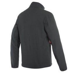 MID-LAYER AFTERIDE - BLACK