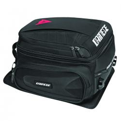 D-TAIL MOTORCYCLE BAG - STEALTH-BLACK
