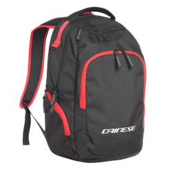 D-QUAD BACKPACK - BLACK/RED