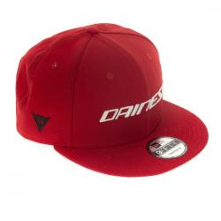 DAINESE 9FIFTY WOOL SNAPBACK CAP - RED