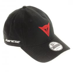 DAINESE 9TWENTY CANVAS STRAPBACK CAP - BLACK