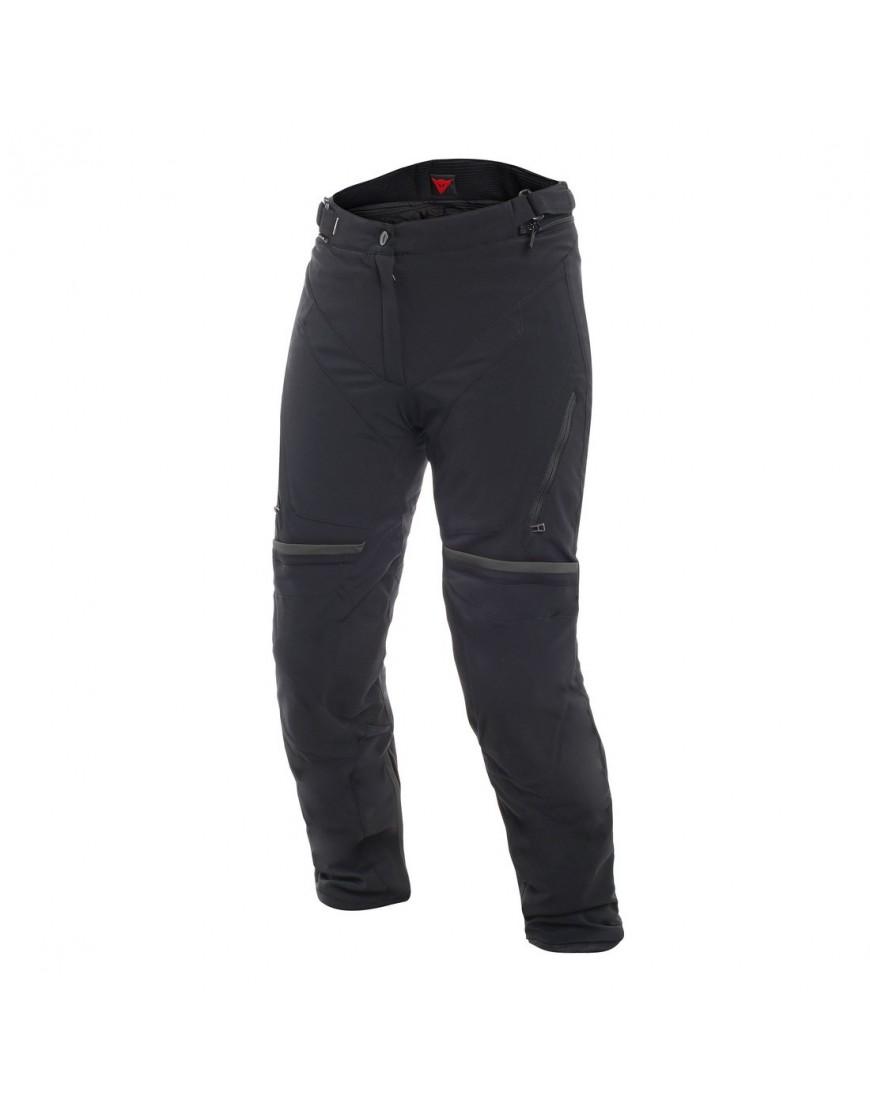 Damskie spodnie motocyklowe GORE TEX Dainese CARVE MASTER 2 LADY GORE TEX P ANTS BLACKBLACK