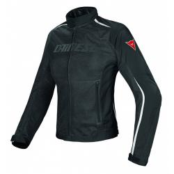 HYDRA FLUX LADY D-DRY JACKET - BLACK/BLACK/WHITE