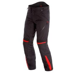 TEMPEST 2 LADY D-DRY PANTS - BLACK/BLACK/TOUR-RED
